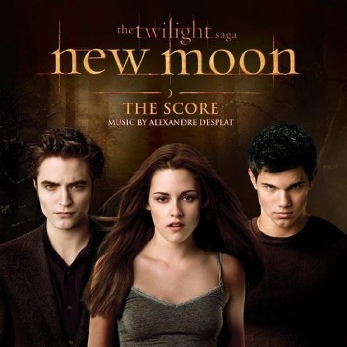 The Twilight Saga: New Moon - The Score cover