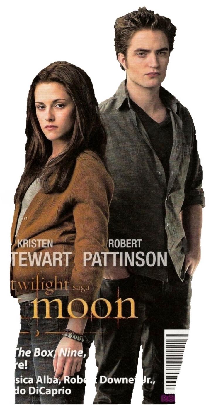 New Moon Tribute Magazine (cut)
