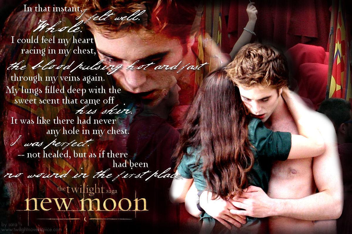 New Moon দেওয়ালপত্র