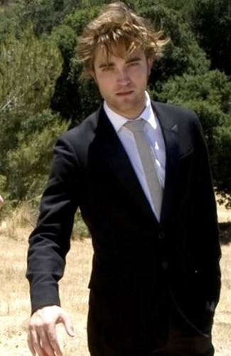 New/old picture Robert Pattinson Teen Vogue shoot
