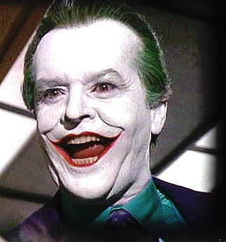 The Joker kertas dinding called Nicholson's Joker