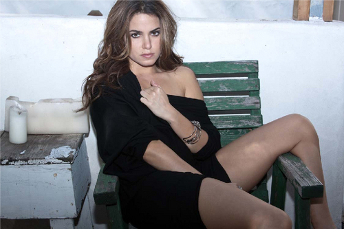 Nikki reed - photoshoot with Hellin Kay
