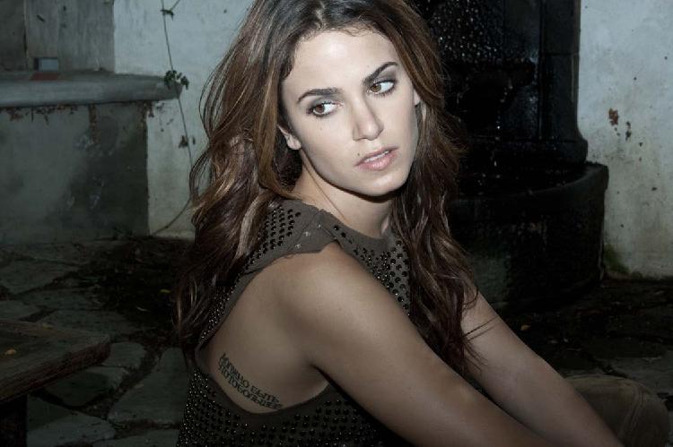 Nikki reed -  photoshoot with Hellin Kay