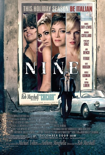Nine Movie Posters