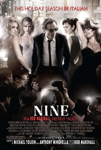 Nine Movie Posters