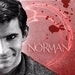 Norman Bates - psycho icon