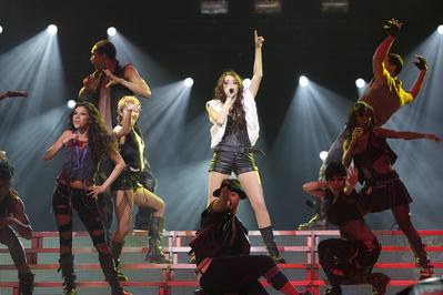 O2 Arena + Backstage
