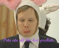 Patrick Bunny Hat
