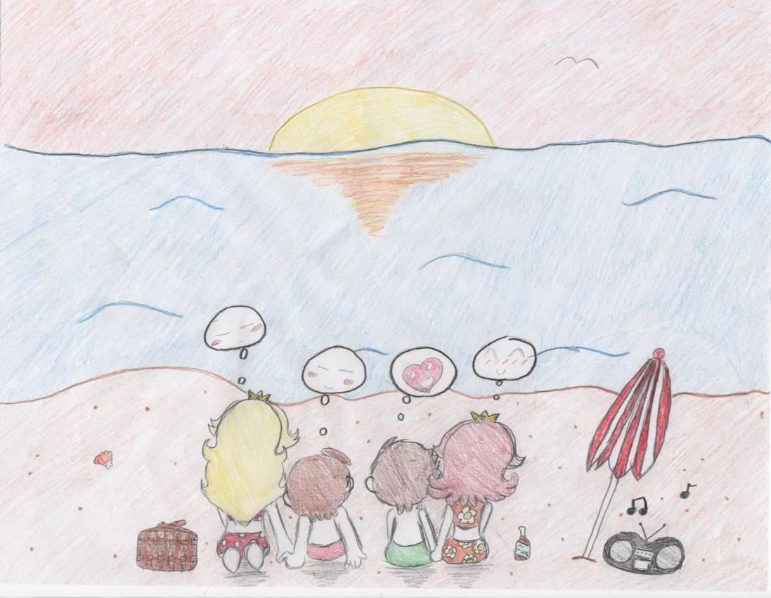 persik pantai