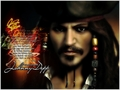 Pirates of the Caribbean;Jack Sparrow - captain-jack-sparrow wallpaper