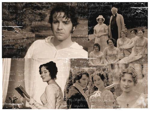 Pride and Prejudice with Colin Firth