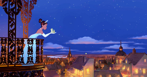 Princess and the Frog-New Orleans