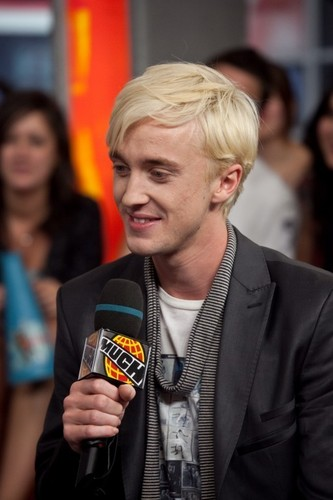 Promoting HBP at MTV Canada (2009)
