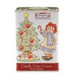 Raggedy Ann And Andy Christmas Candy Tin - raggedy-ann-and-andy fan art