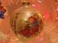 Raggedy Ann And Andy Christmas Bauble - raggedy-ann-and-andy fan art
