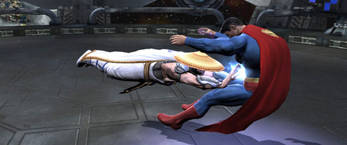 Raiden Vs. Superman