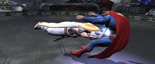 Raiden Vs. सुपरमैन