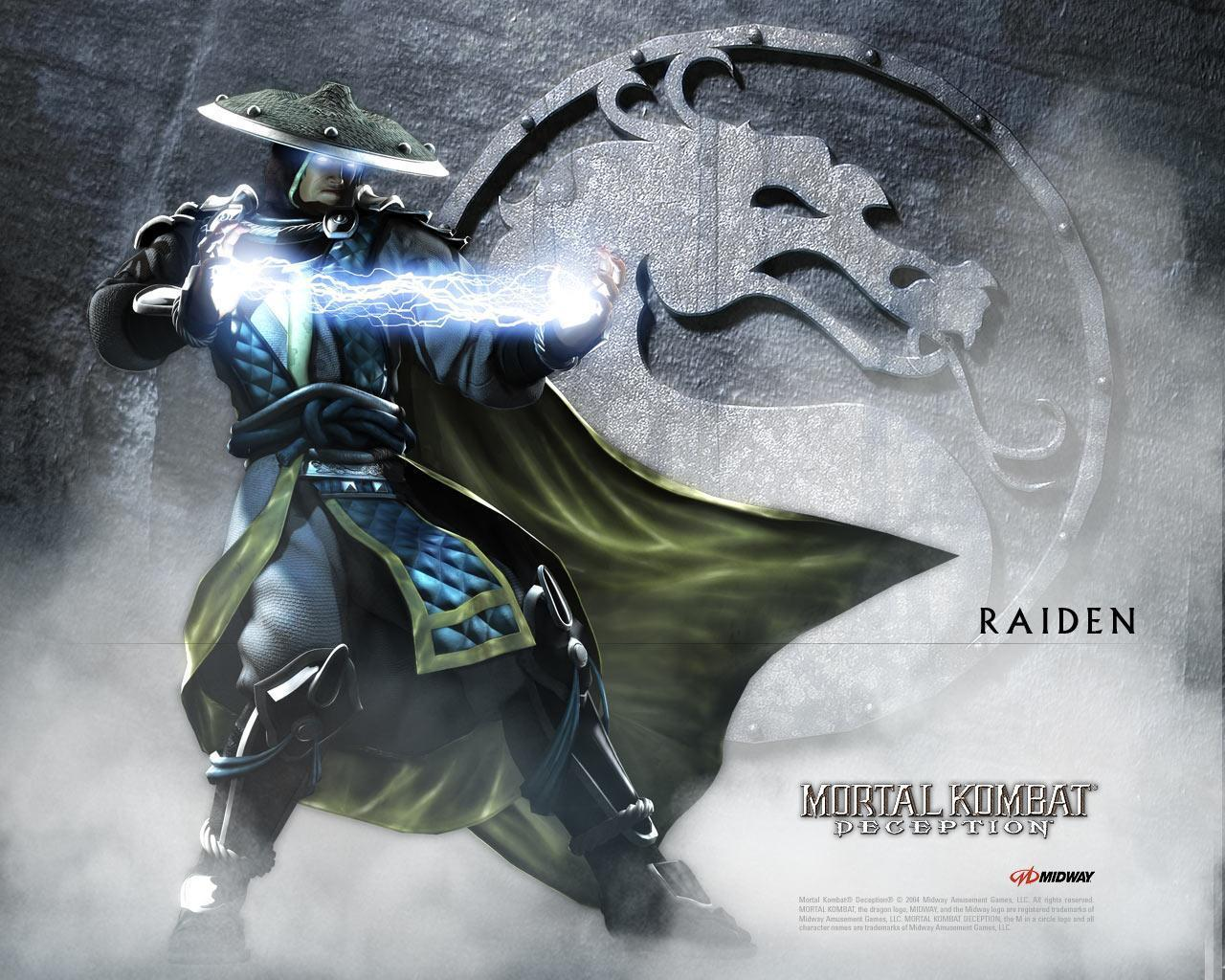 mortal kombat images raiden hd wallpaper and background photos (9467424)