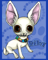 Riley - chihuahuas fan art
