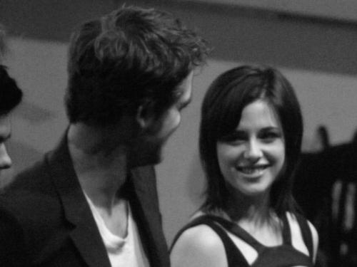 Rob, Kristen, & Taylor in Munich