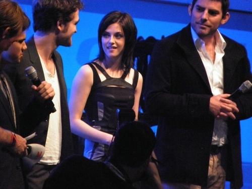 Rob & Kristen in Munich
