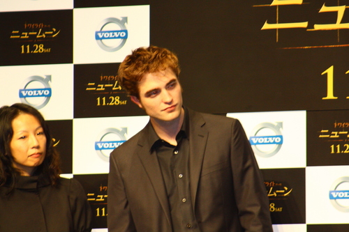 Rob at Japon Event
