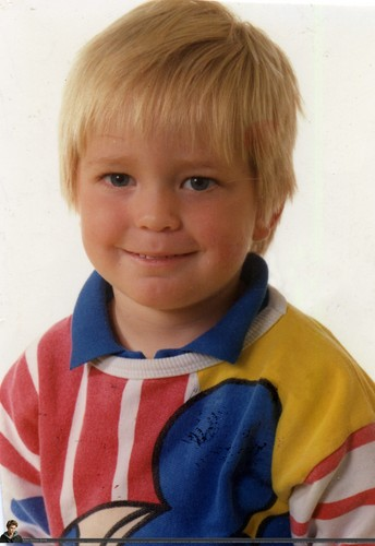 Rob baby picture in UHQ