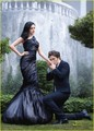 Robert Pattinson & Kristen Stewart Harper's Bazaar - twilight-series photo