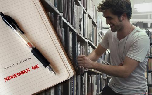 Robert Pattinson - Remember me - Hintergrund
