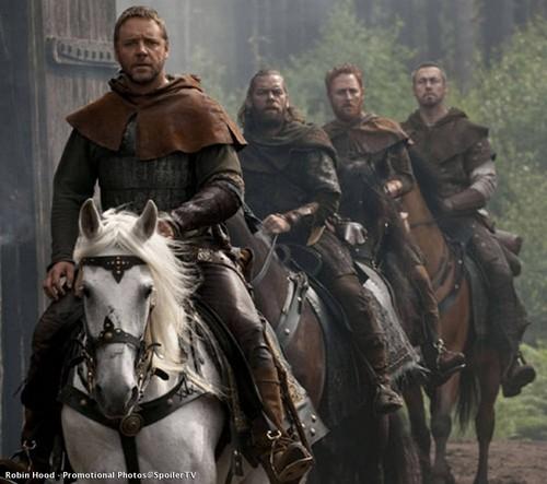 Robin Hood-promotional photos