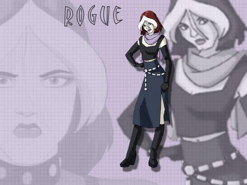Rogue wolpeyper