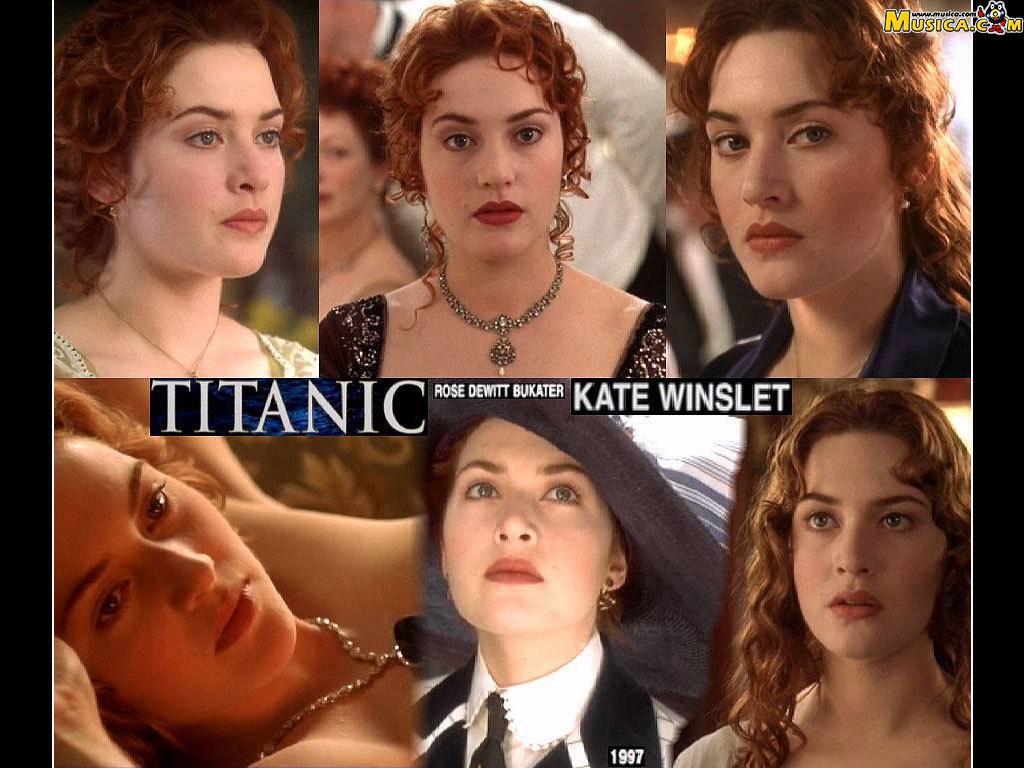 Rose,Titanic and Jack