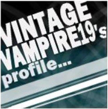 SHOWCASE VintageVampire19 // VINTAGEheart // don't use.