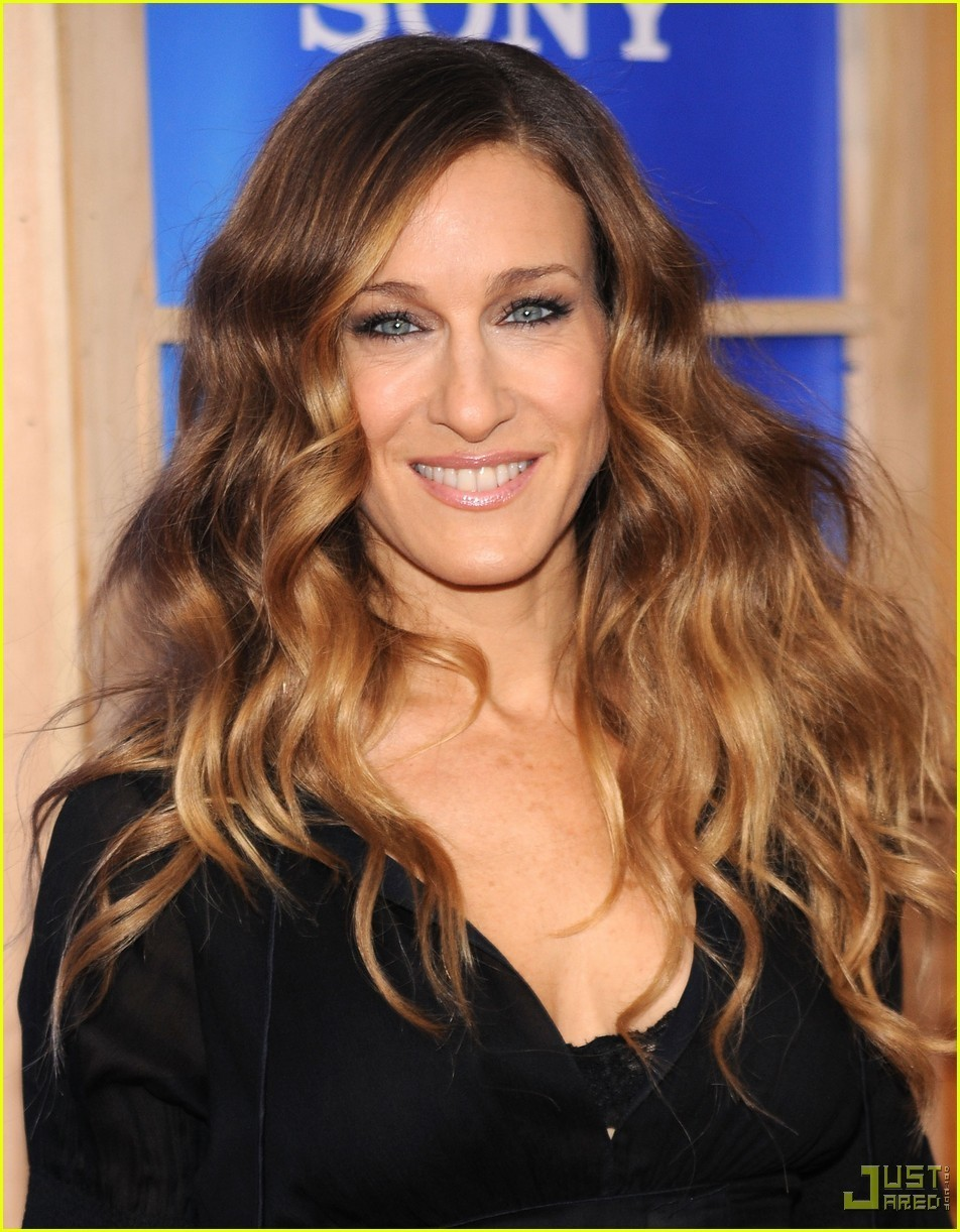 SJP @ NYC premiere of Did bạn Hear About The Morgans?