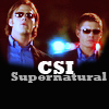 Supernatural photo containing sunglasses entitled SPN 5x08