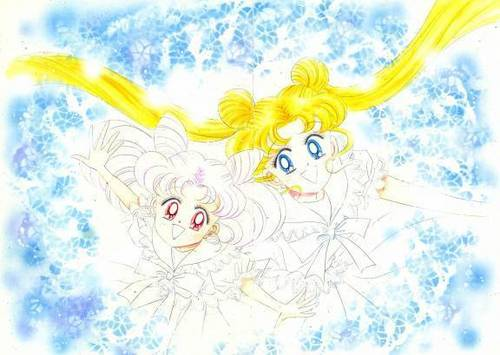 Sailor Moon !!
