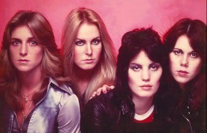 Sandy, Lita, Joan & Laurie