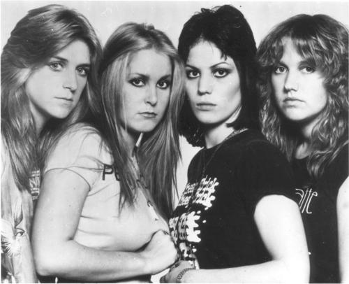 Sandy, Lita, Joan & Vicki