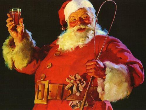 Santa Claus 바탕화면