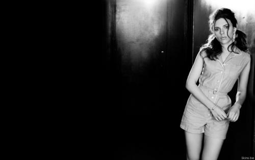 Scarlett Johansson pader