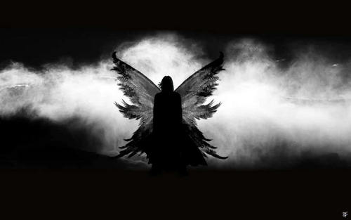 Shadow Angel - severus-snape Wallpaper
