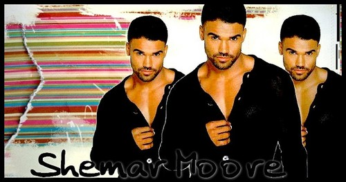 Shemar Moore 壁紙 containing a portrait titled Shemar
