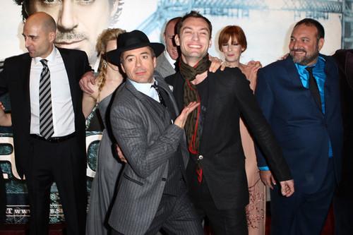 Sherlock Holmes Londres Premiere!