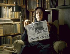Severus Snape or Michael Jackson?
