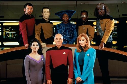 estrella Trek-The siguiente Generation