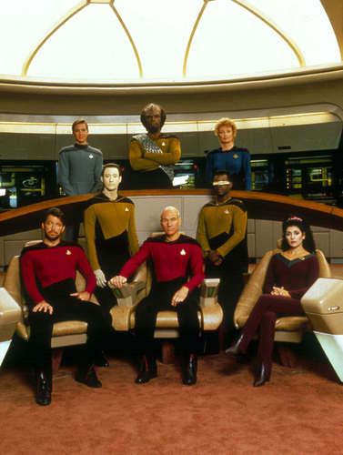 estrela Trek-The seguinte Generation
