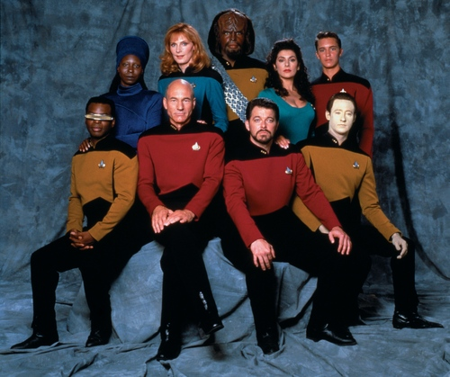 ster Trek-The volgende Generation