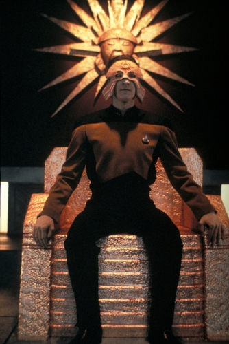 звезда Trek-The Далее Generation