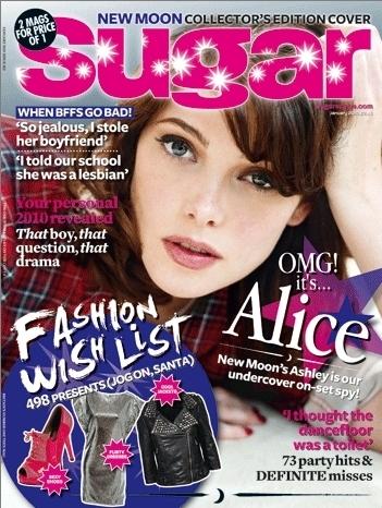 Sugar Magazine Decembre