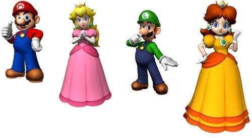 Super Mario Couples